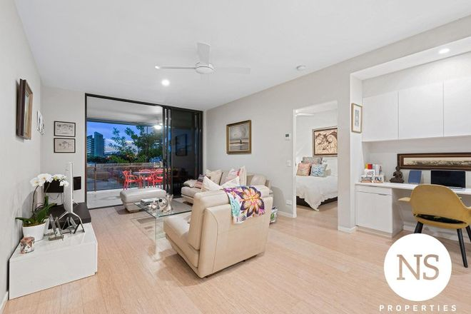 Picture of 408/52 Crosby Road, ALBION QLD 4010