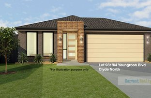 Picture of Lot 931/64 Yeungroon Blvd, Clyde North VIC 3978