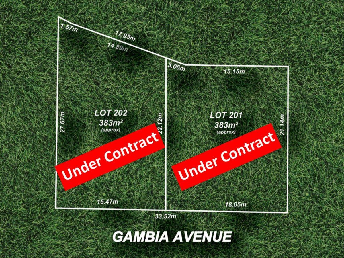 Lot 201 & 202/18 Gambia Avenue, Hampstead Gardens SA 5086, Image 0