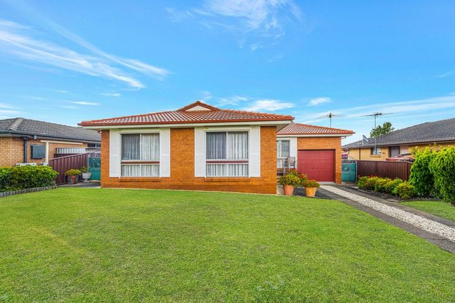 Picture of 12 Hillend Place, WAKELEY NSW 2176