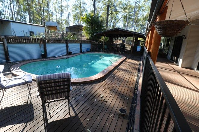Picture of 231 Cooks Road, SOUTH ISIS QLD 4660