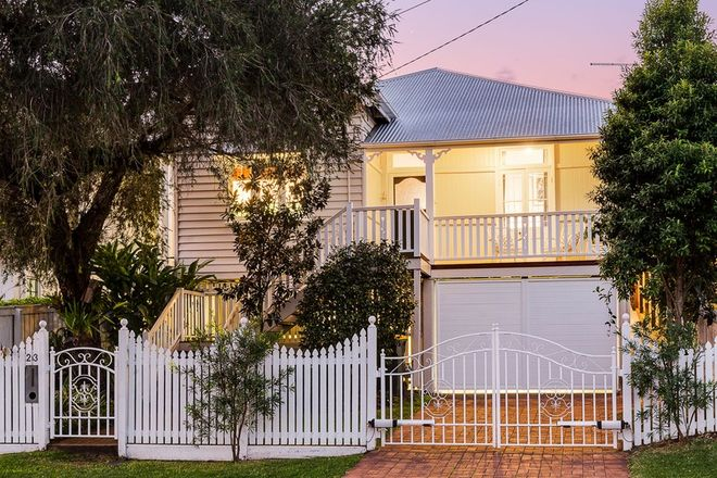 Picture of 23 Fairleigh Street, WINDSOR QLD 4030