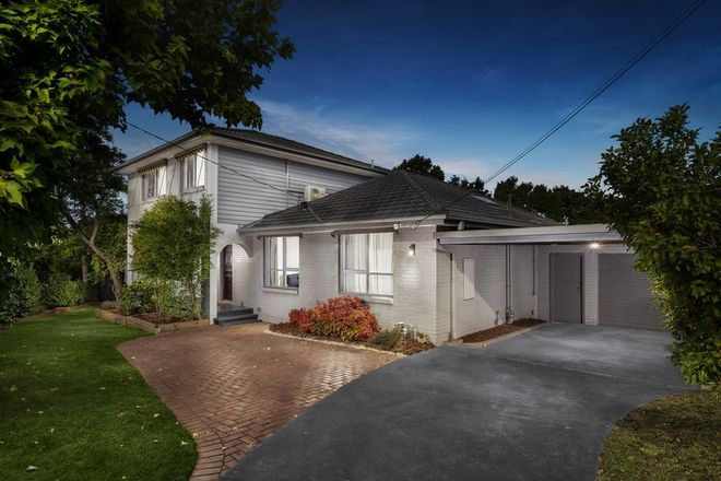 Picture of 1 Southern Court, FOREST HILL VIC 3131