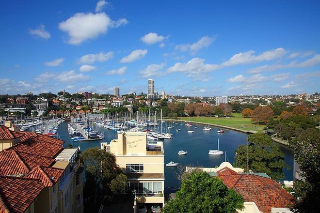 Picture of 7D/85 Elizabeth Bay Road, ELIZABETH BAY NSW 2011
