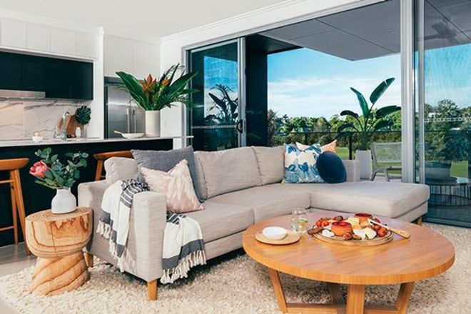 Picture of 302/1 East Lane, ROBINA QLD 4226