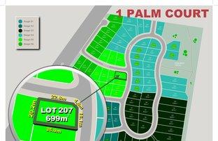 Picture of 1 Palm Court, Pakenham VIC 3810