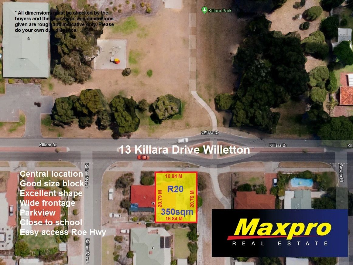 13 Killara Drive, Willetton WA 6155, Image 0