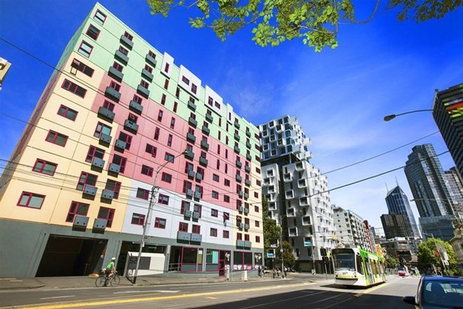 Picture of 405/528 Swanston Street, CARLTON VIC 3053