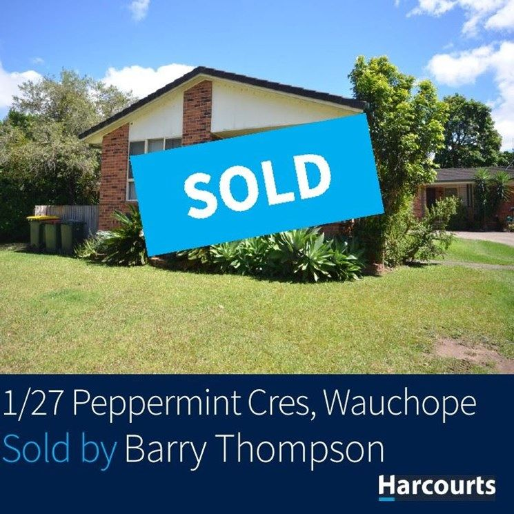1/27 Peppermint Crescent, Wauchope NSW 2446, Image 1
