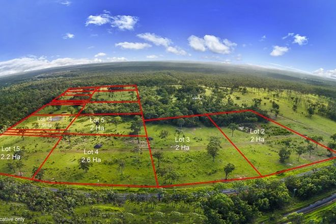 Picture of Lot 2/Old Bruce Highway, BURRUM TOWN QLD 4659