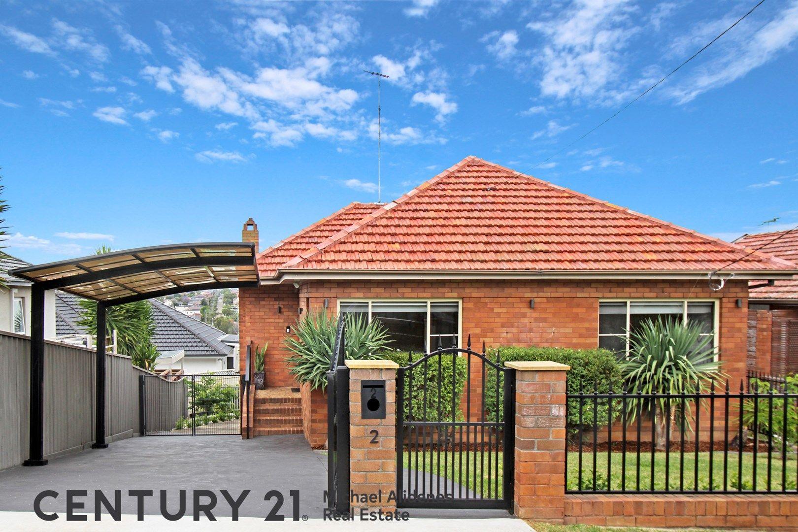 2 Bobadah Street, Kingsgrove NSW 2208, Image 0