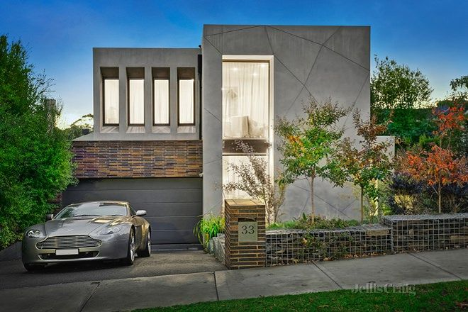 Picture of 33 Narrak Road, BALWYN VIC 3103