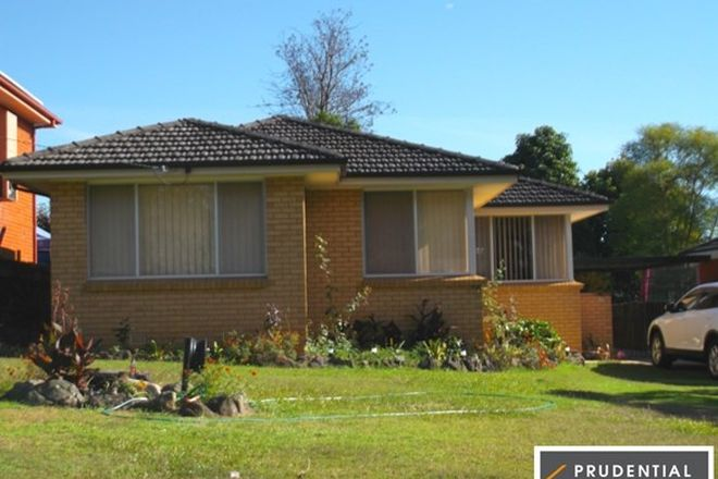 Picture of 24 Lugarno Avenue, LEUMEAH NSW 2560