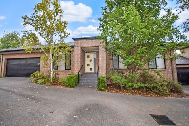 Picture of 3/49 Leslie Street, DONVALE VIC 3111