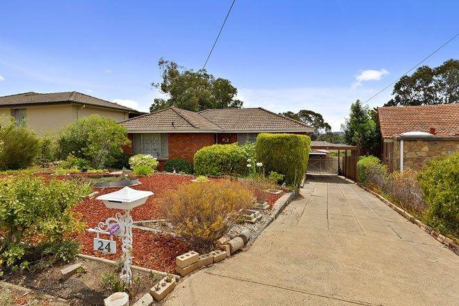 Picture of 24 Bendora Avenue, CRESTWOOD NSW 2620