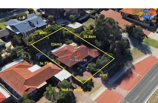 Picture of 551 Beach Road, Duncraig WA 6023