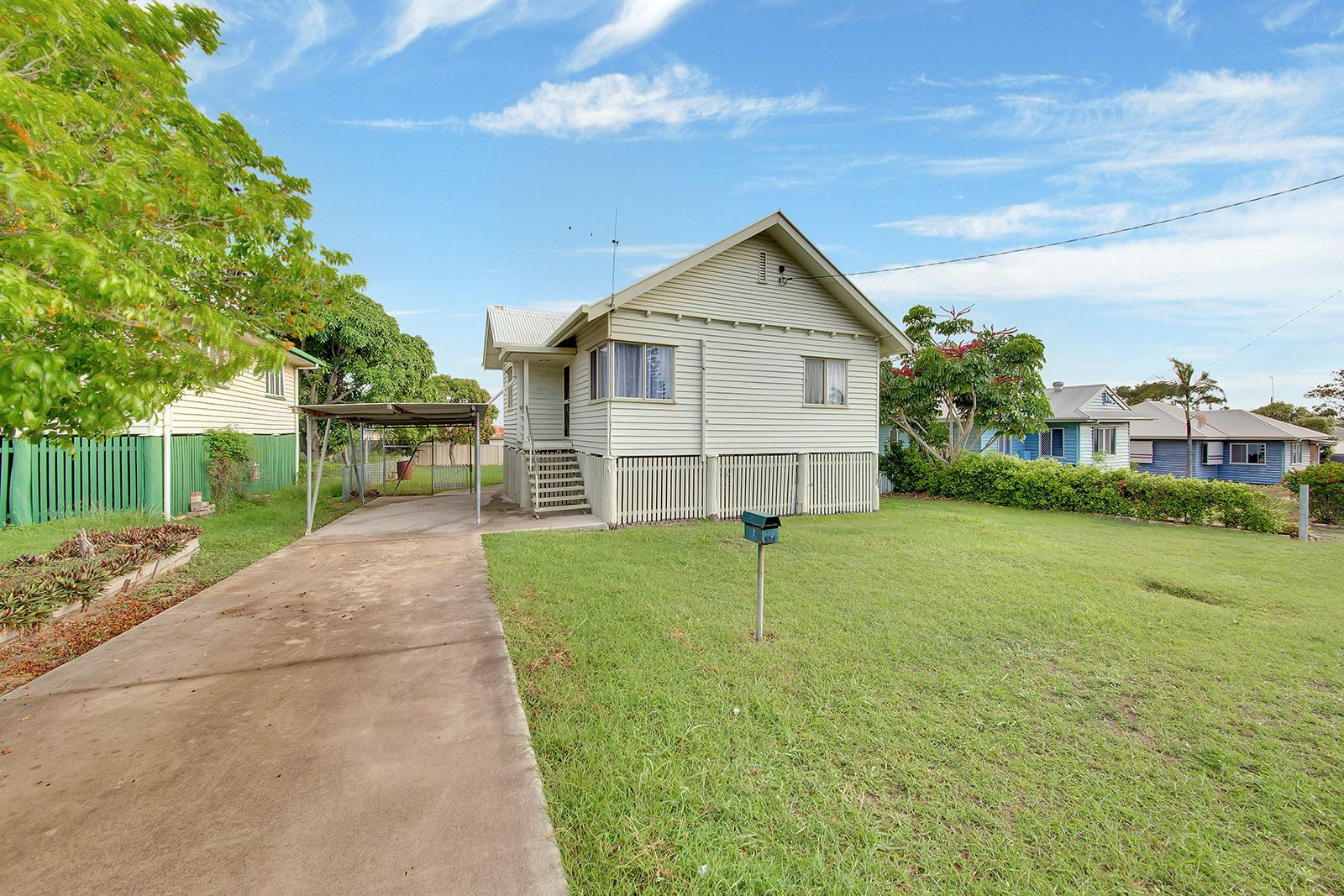 14 Agnes St, South Gladstone QLD 4680, Image 0