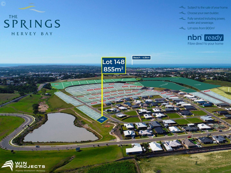 Lot 148 The Springs, Nikenbah QLD 4655, Image 0