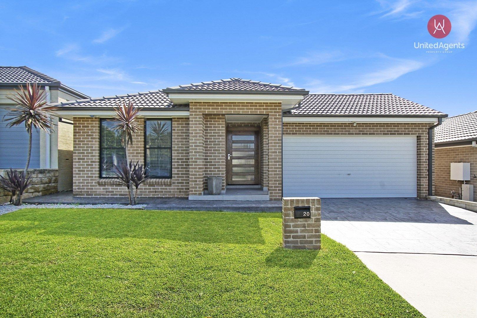 20 Starfire Avenue, Middleton Grange NSW 2171, Image 0