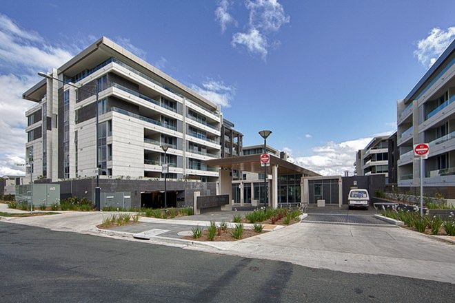 Picture of 425/2 Grose Street, DEAKIN ACT 2600
