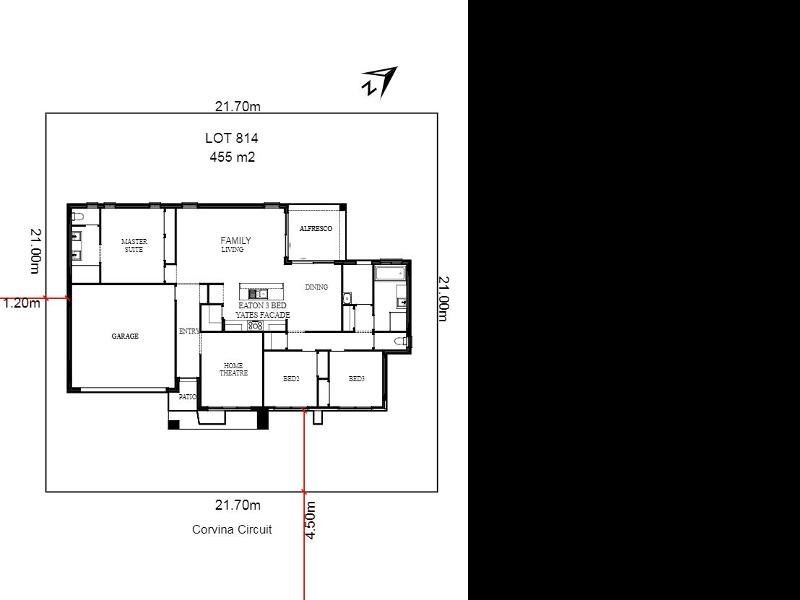 Lot 814 Corvina Circuit, Cliftleigh NSW 2321, Image 1