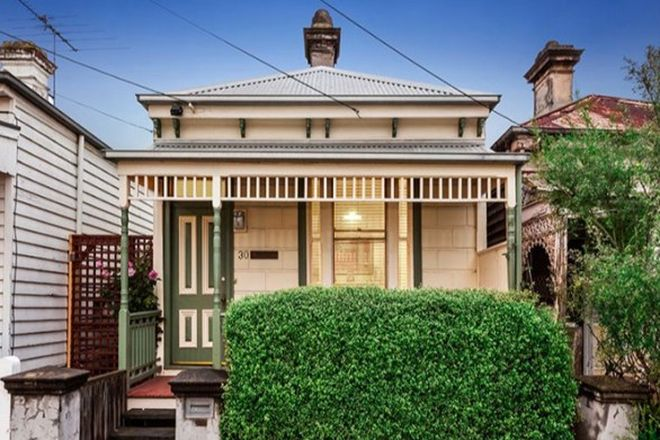 Picture of 30 McConnell Street, KENSINGTON VIC 3031