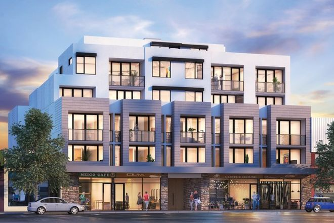 Picture of 214/756 Sydney Road, BRUNSWICK VIC 3056