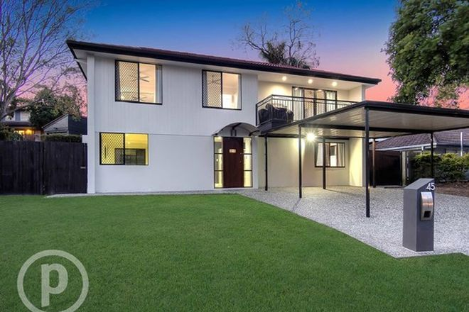 Picture of 45 Andaman Street, JAMBOREE HEIGHTS QLD 4074