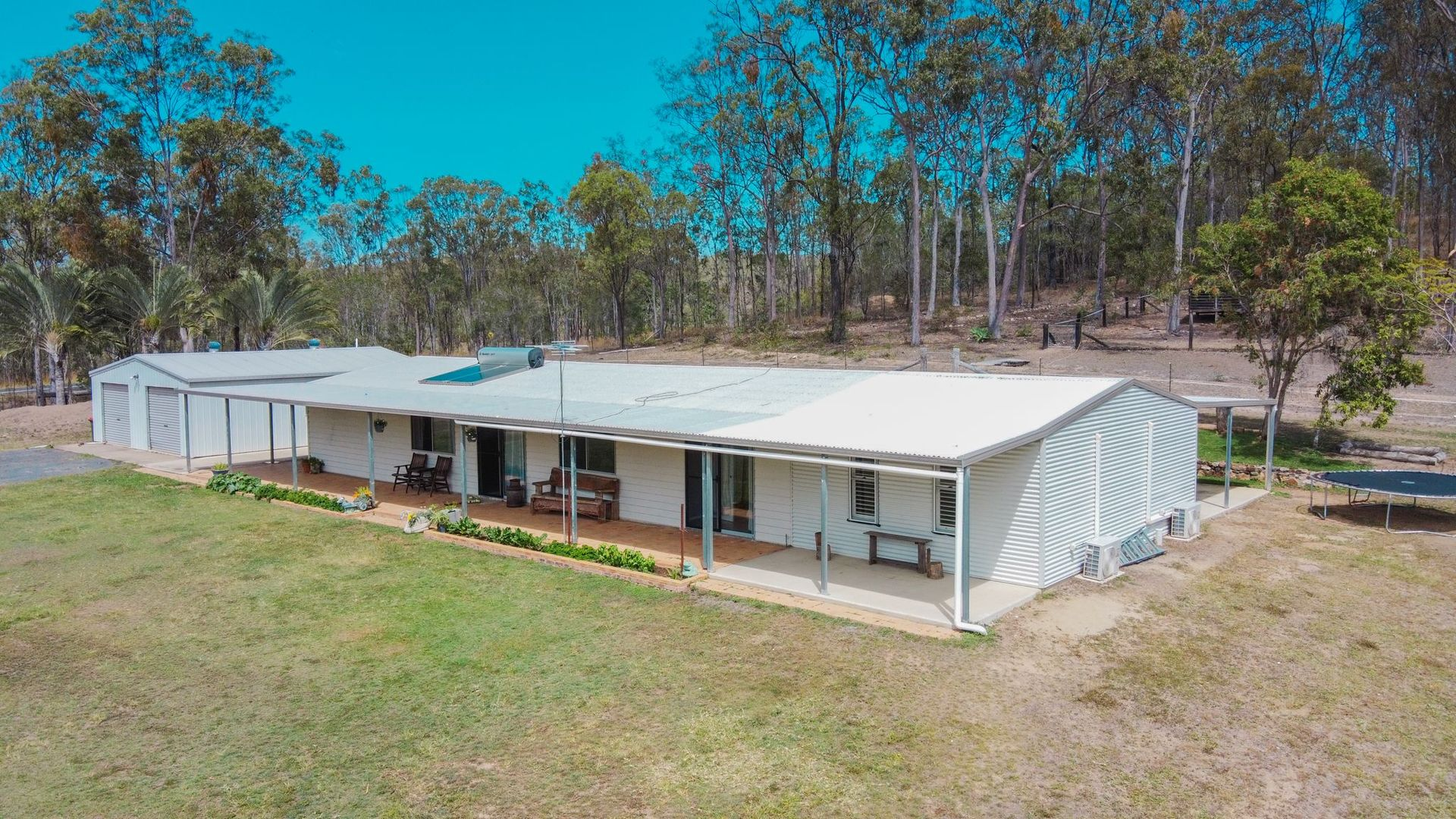 896 Tableland Road, Horse Camp QLD 4671, Image 1