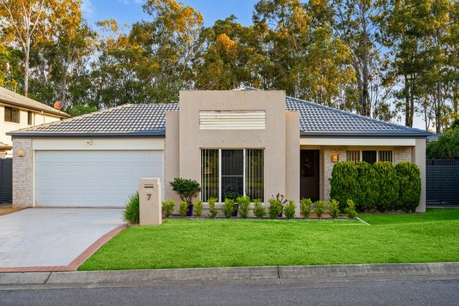 Picture of 7 Boxwood Place, CARSELDINE QLD 4034