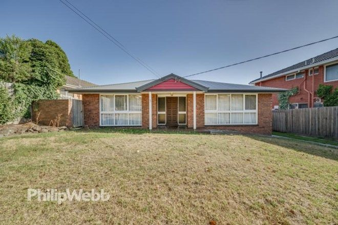 Picture of 7 Celeste Street, DONCASTER EAST VIC 3109
