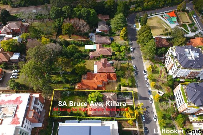 Picture of 8A Bruce Avenue, KILLARA NSW 2071