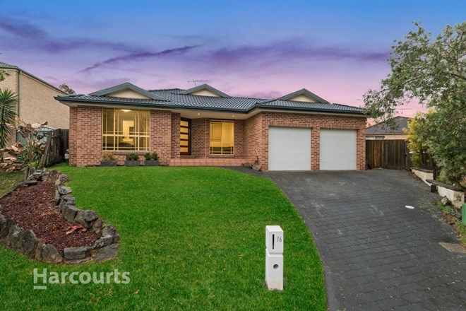 Picture of 16 Watergum Close, ROUSE HILL NSW 2155