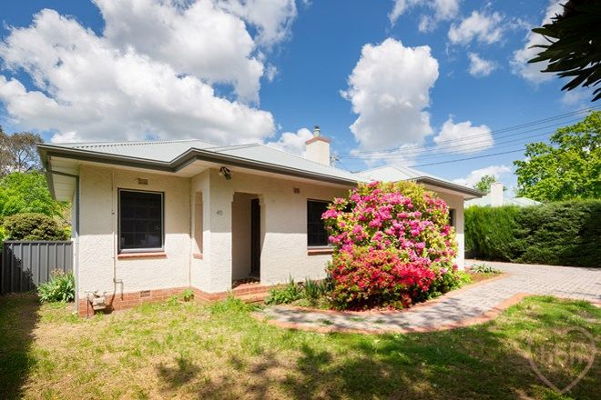 Picture of 40 Cowper Street, AINSLIE ACT 2602