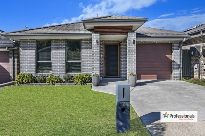 Picture of 18 Binyang Avenue, GLENMORE PARK NSW 2745