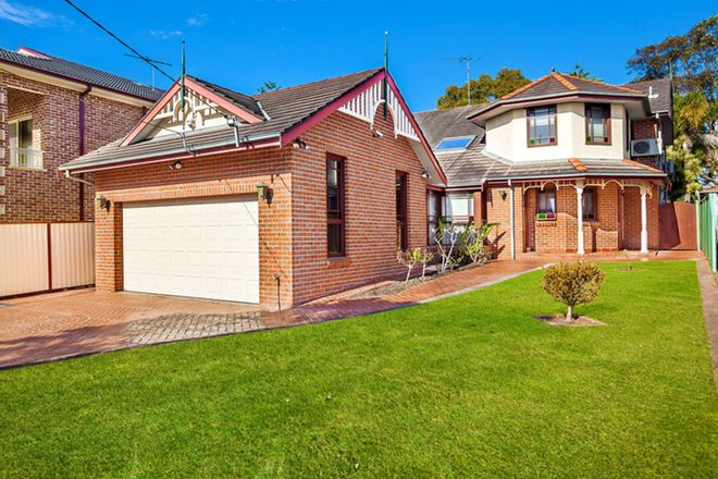 Picture of 80 Shortland Avenue, STRATHFIELD NSW 2135