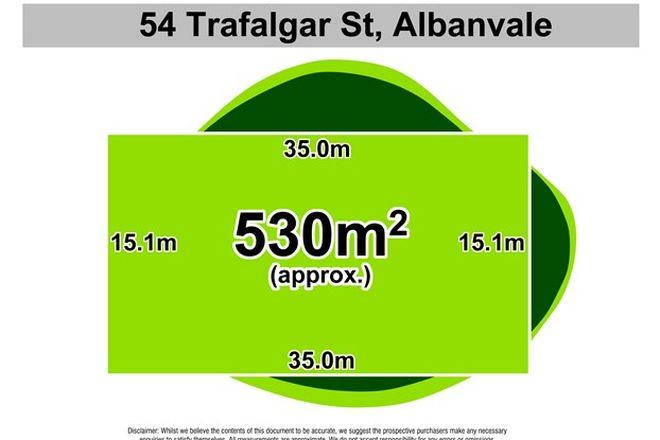 Picture of 54 Trafalgar Street, ALBANVALE VIC 3021