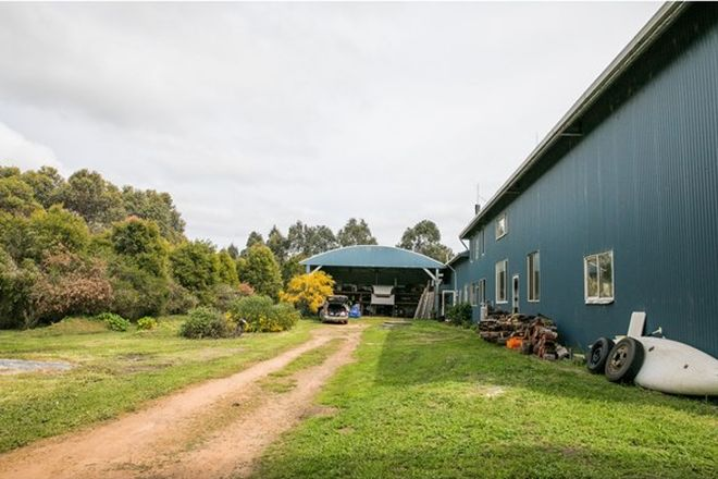 Picture of 3591 Lower Denmark Road, YOUNGS SIDING WA 6330
