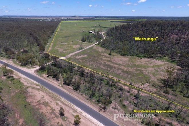 Picture of 2544 Cecil Plains Moonie Road, Dunmore, CECIL PLAINS QLD 4407