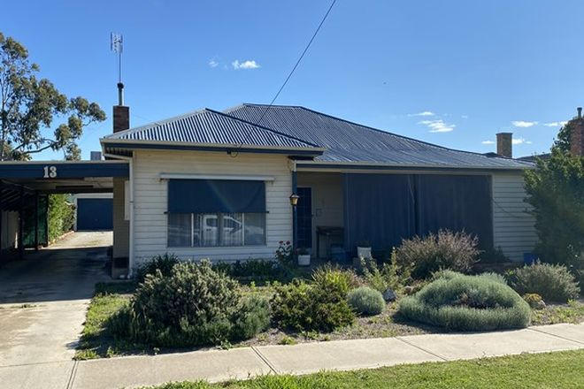 Picture of 13 KING EDWARD STREET, COHUNA VIC 3568