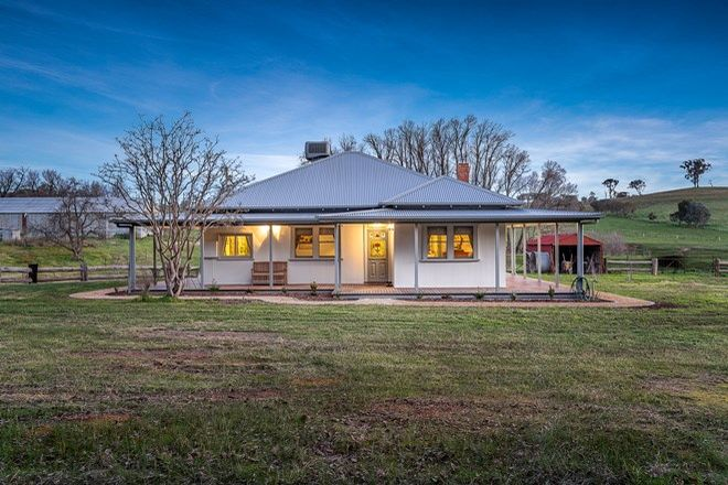 Picture of 541 Bungowannah Road, JINDERA NSW 2642