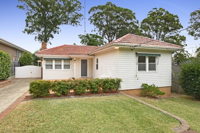 Picture of 3 Adamson Avenue, THORNLEIGH NSW 2120