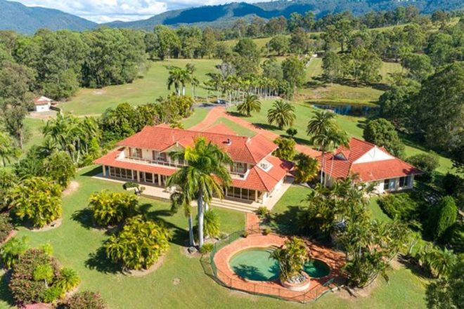 Picture of 186 Guanaba Creek Road, GUANABA QLD 4210