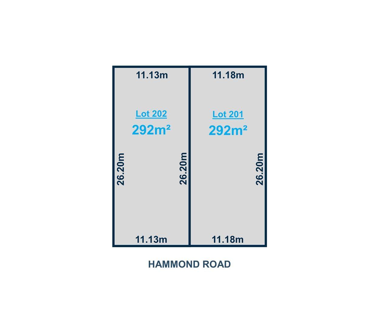 Lot 201-202 Hammond Road, Findon SA 5023, Image 0