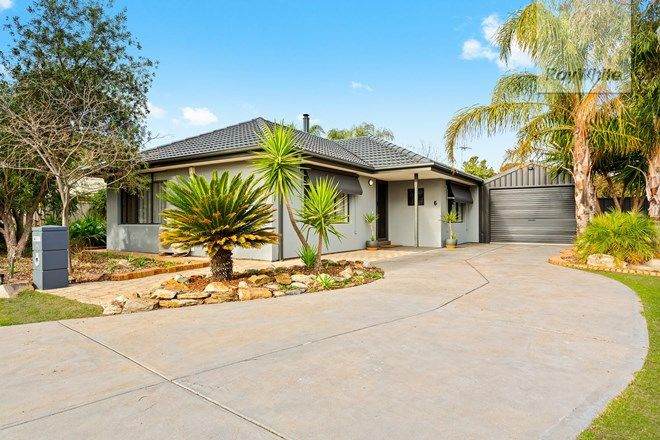Picture of 6 McDermott Place, PARAFIELD GARDENS SA 5107