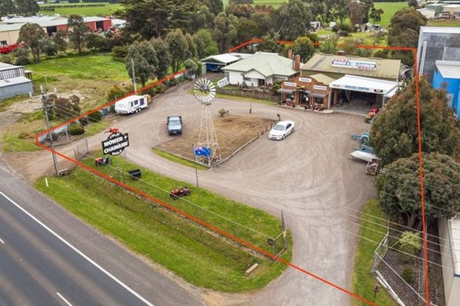 Picture of 386 Princes Highway, COLAC WEST VIC 3250
