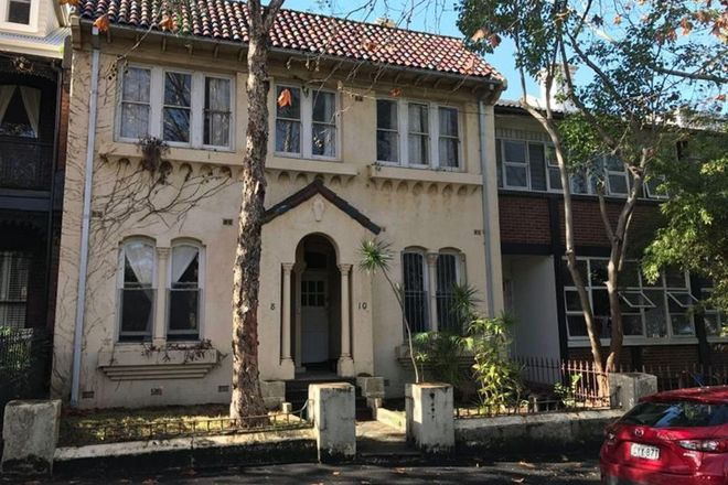 Picture of 8/8-10 Mansfield Street, GLEBE NSW 2037
