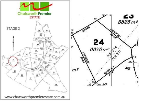 Lot 24 SADDLEBAG COURT, Chatsworth QLD 4570, Image 2