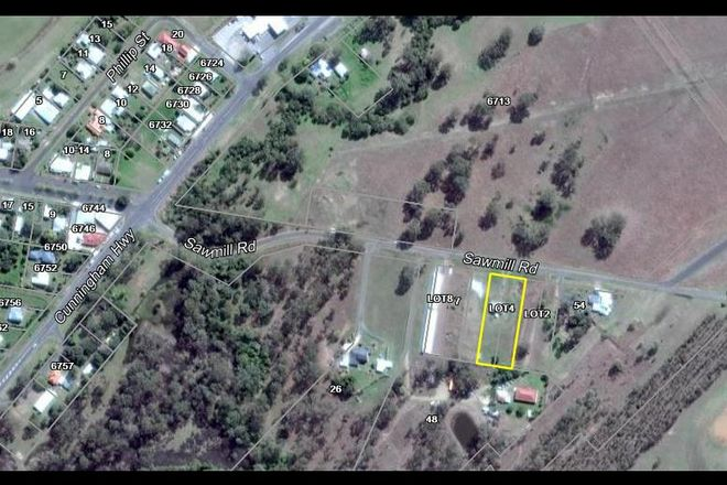 Picture of 4 Sawmill, BOONAH QLD 4310