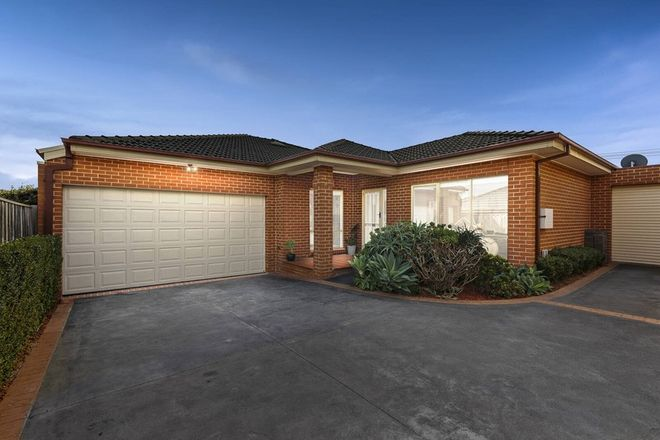 Picture of 2/3 Alexander Avenue, OAKLEIGH EAST VIC 3166